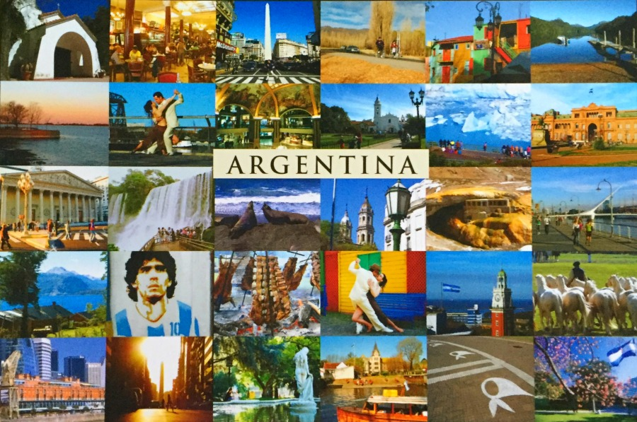 A postcard from Argentina