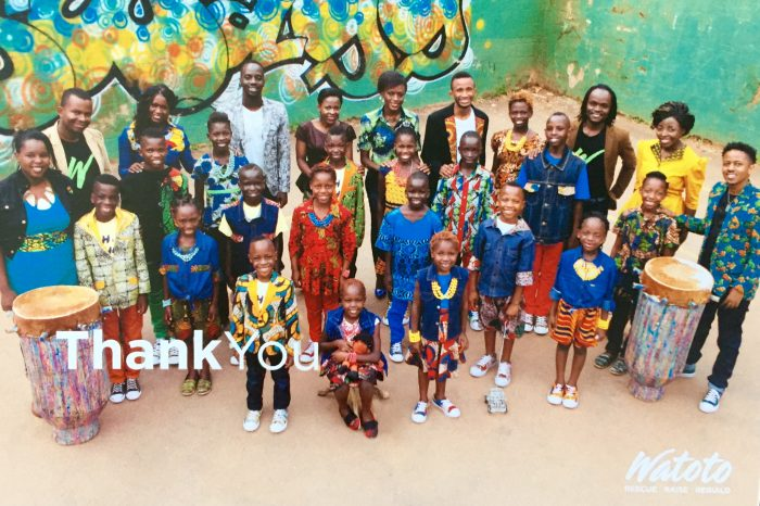 Postcard from Africa and the Watoto Children's Choir