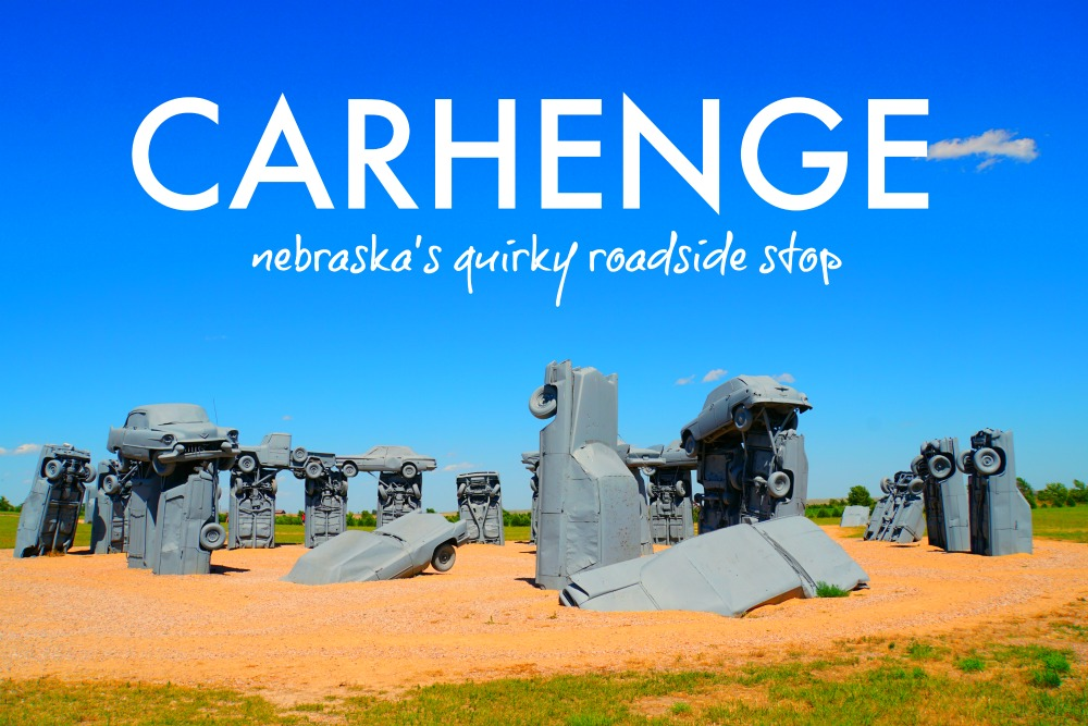 A quirky place called Carhenge