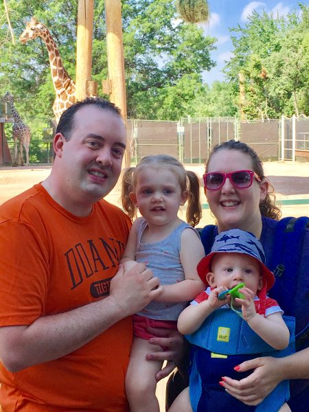 Piper Family at the Zoo