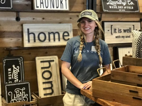 Magnolia Market helpful employee