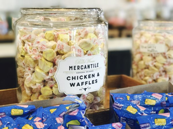 The Pioneer Woman Mercantile taffy