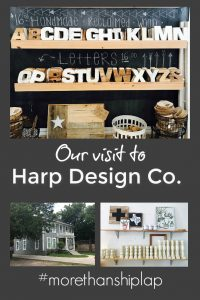 Harp Design Co. in Waco, Texas.