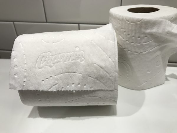 The Pioneer Woman Mercantile toilet paper