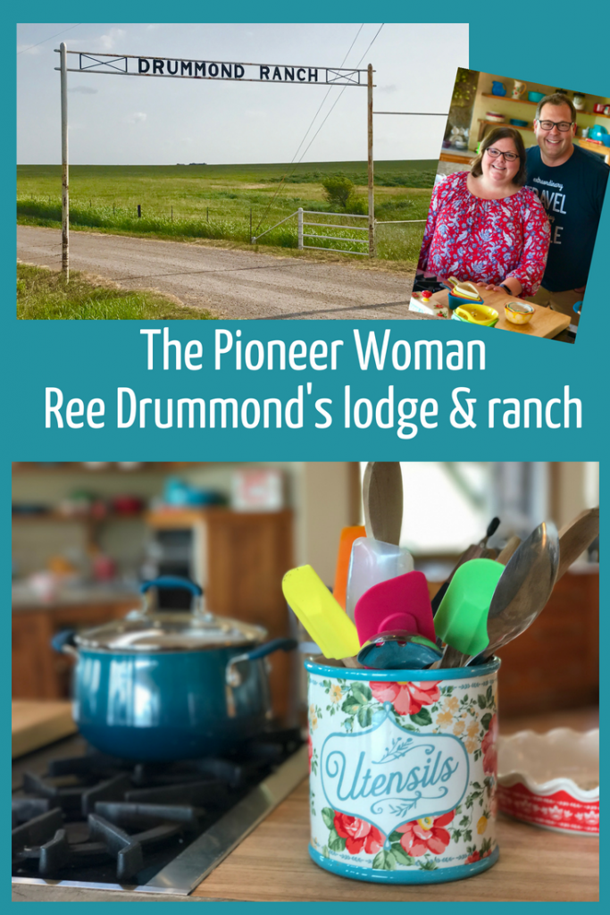The Pioneer Woman Ree Drummond ranch lodge tours pawhuska