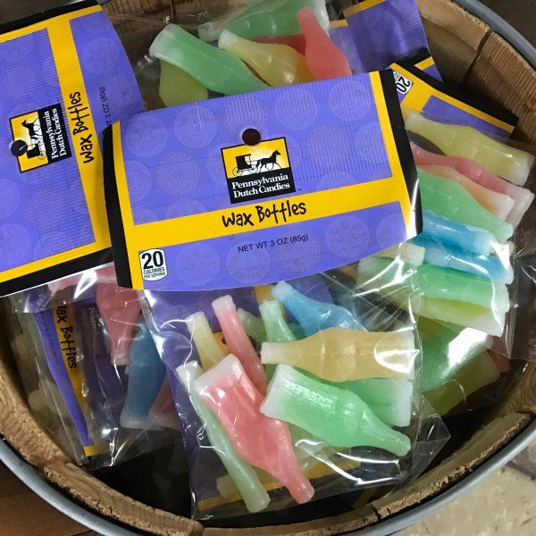 Fort Cody Trading Post wax bottle candy, North Platte, Nebraska