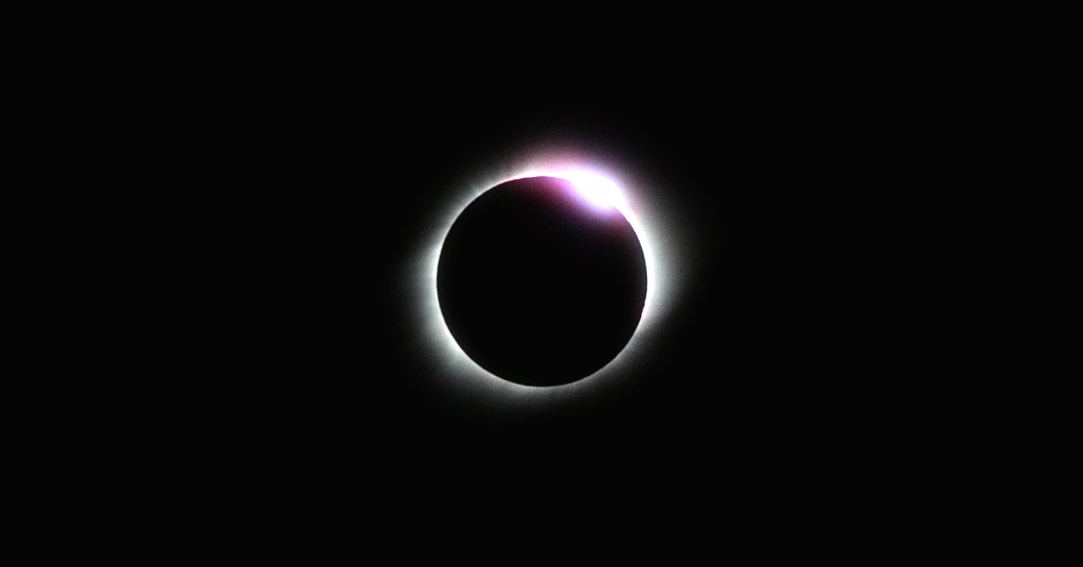 Eclipse 2017: An earth-shadowing experience from our home in Crete, Nebraska