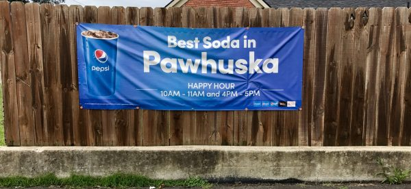 Handy's best soda in Pawhuska, Oklahoma