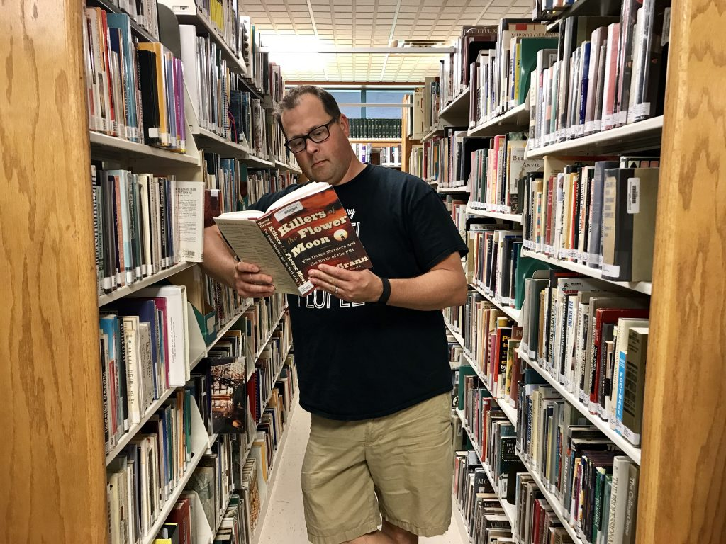 Public Library, Pawhuska, Oklahoma