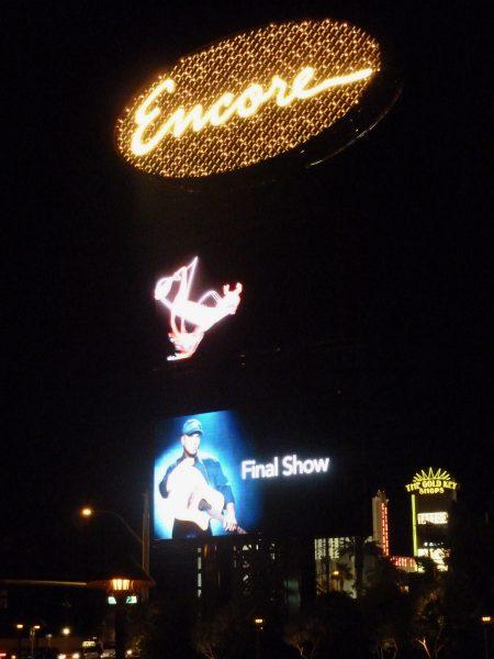 Garth Brooks at the Wynn Las Vegas