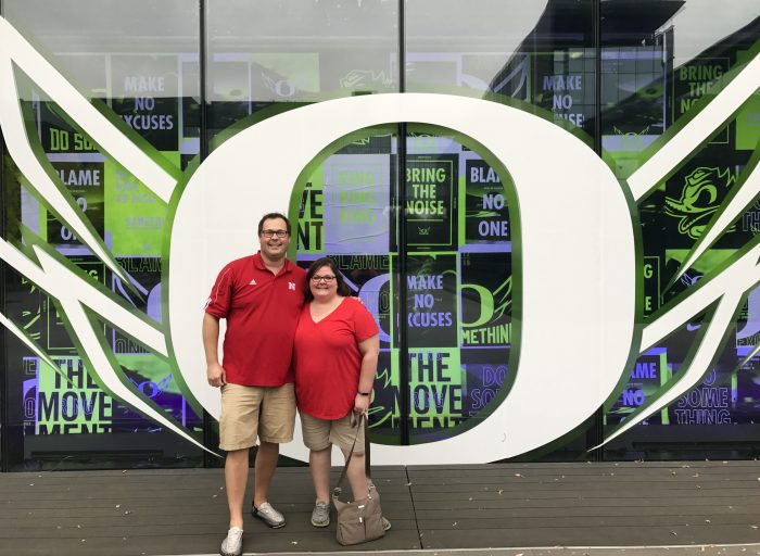 We loved exploring the Pacific Northwest and despite a Husker loss, had a great time at the at Autzen Stadium in Eugene, Oregon.