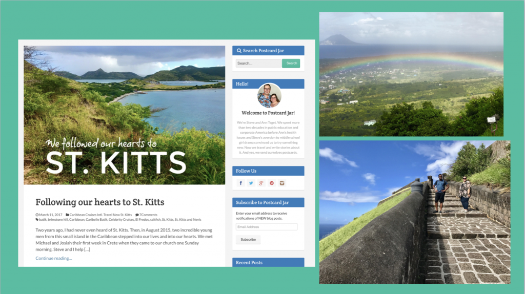 St. Kitts screenshot