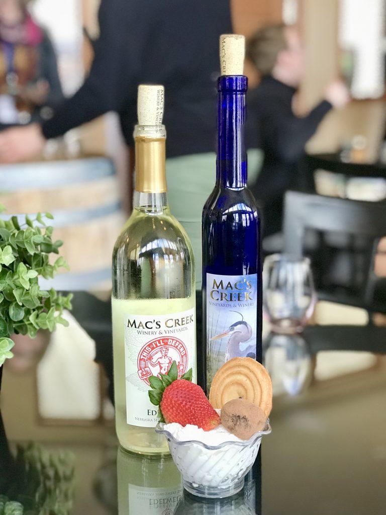 Mac's Creek Winery in Lexington, Nebraska