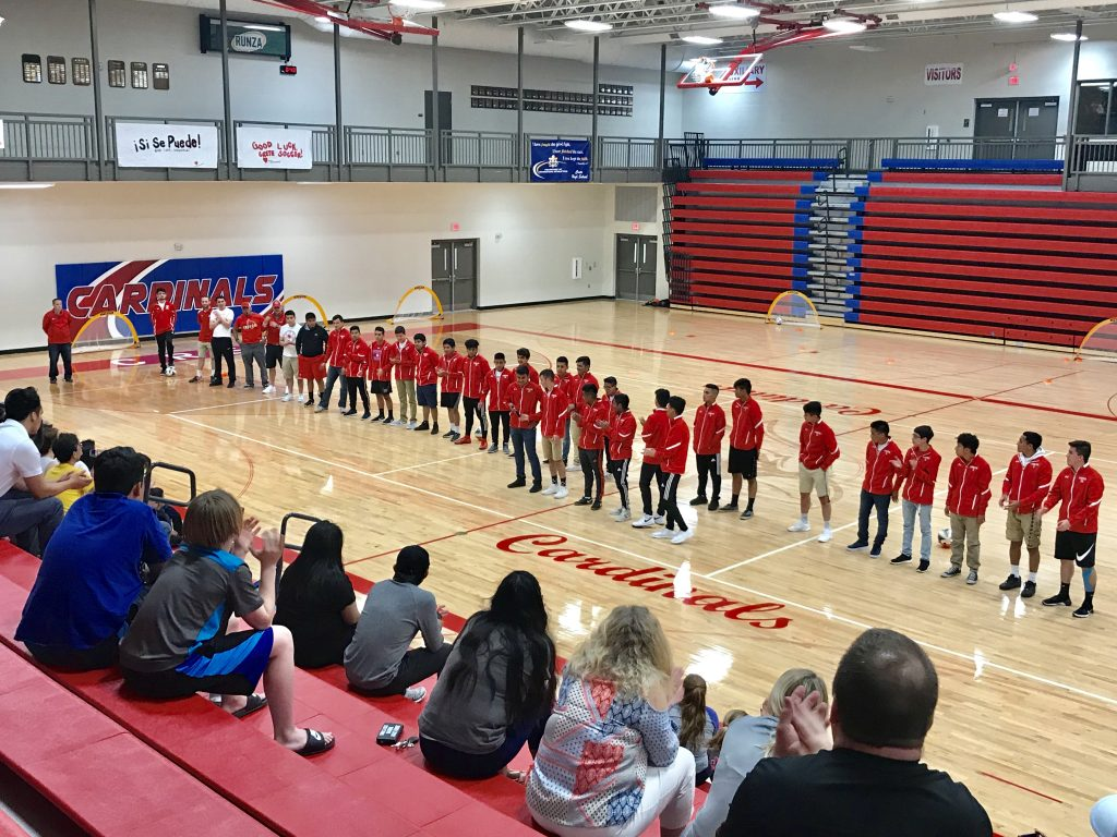 We are so proud of our local Crete High School men's soccer team on their first trip to the state tournament.