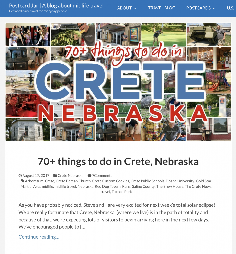 Things to do in Crete, Nebraska