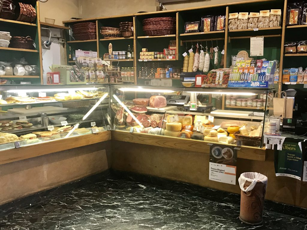 il Magnifico Bakery shop, Siena, Italy