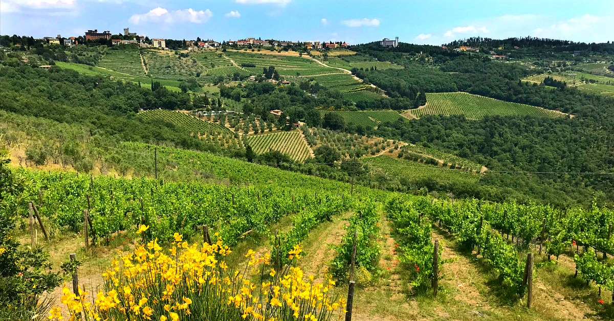 Five tips for wine tasting in Tuscany