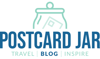 Postcard Jar | Travel Blog