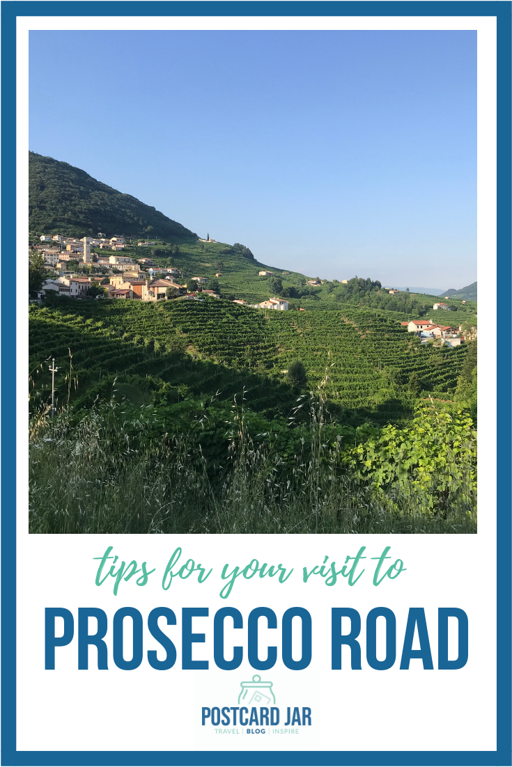 Tips for your visit to Prosecco Road in Valdobbiadene, Italy. #2 - Stay at an agritourismo.