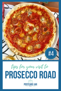 Tips for your visit to Prosecco Road - #4 Savor the Italian food.