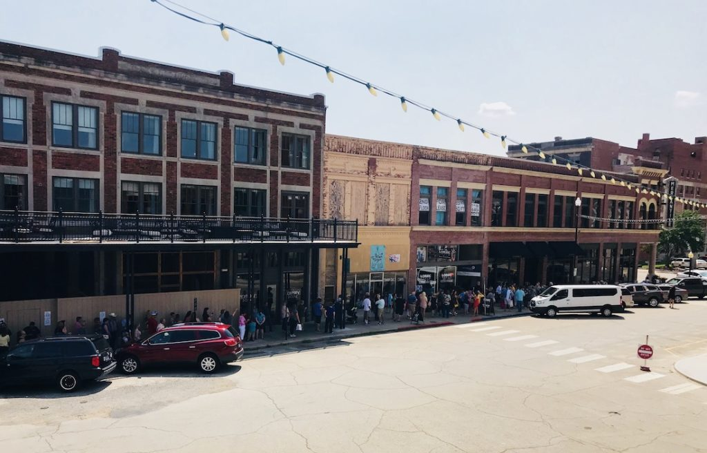 Downtown Pawhuska is being transformed with building renovations and new businesses.