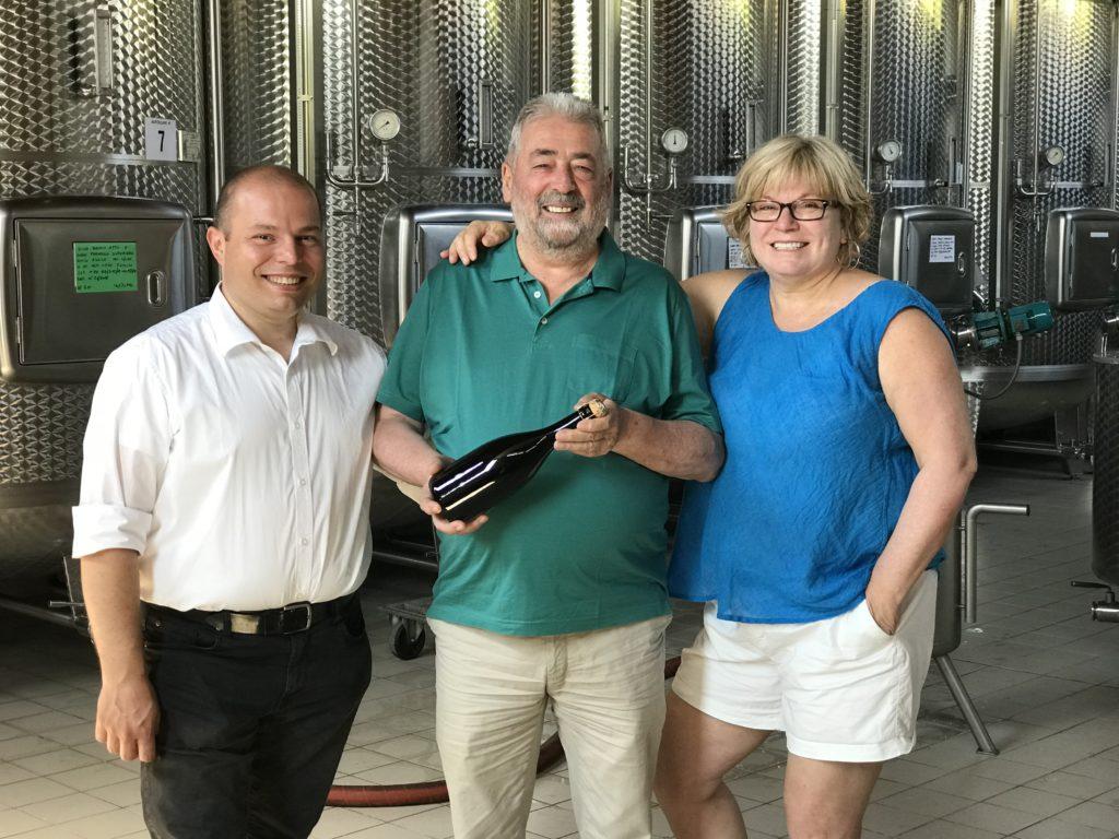 Roccat winery, Valdobbiadene, Italy