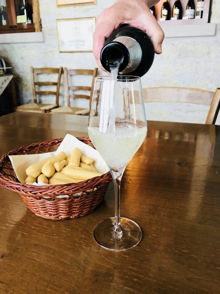 Roccat winery tasting
