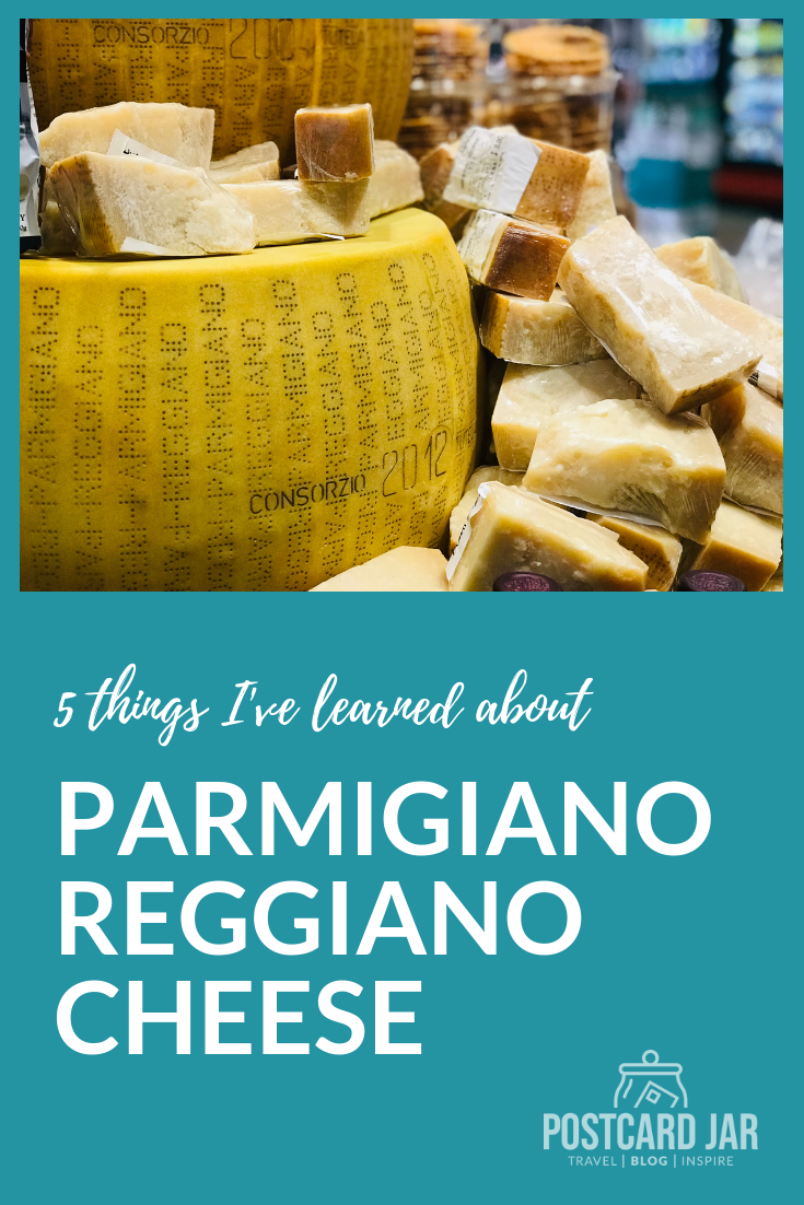 5 reasons authentic Parmigiano Reggiano cheese is so delicious. Learn why you should use this ingredient the next time you cook Italian food. #DateNightIn #ItalianCooking #TheChefAndTheDish #NaturalFood #parmigianoreggiano #Italianfood