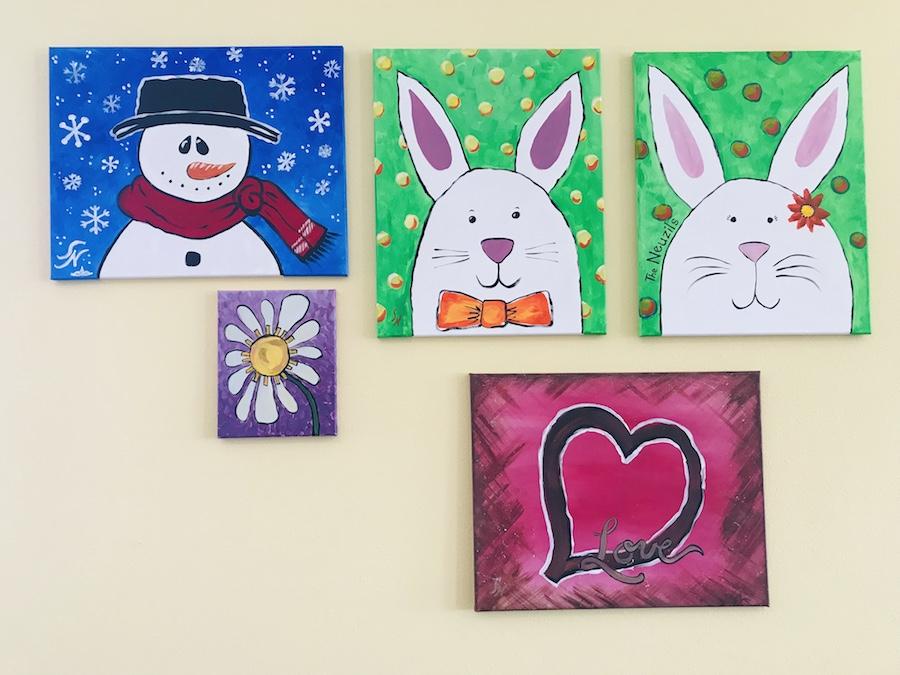 Blepta studios art
