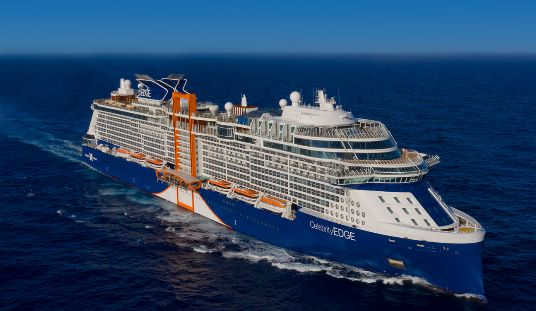 After two years of waiting, we're finally going to board the Celebrity Edge!