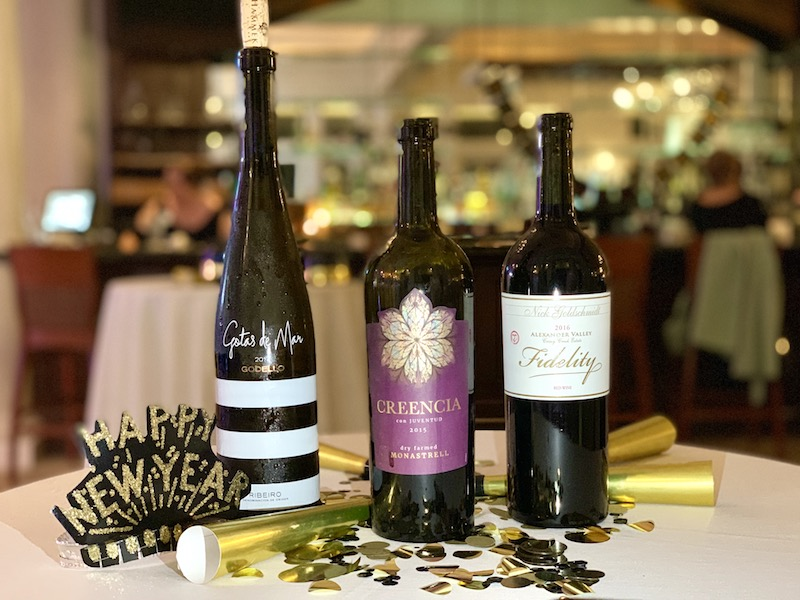 Alabama Crown Distributing Co. provided a representative who explained all of the wine pairings for us.
