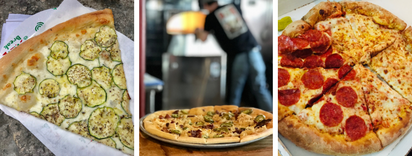 Unforgettable pizza honorable mentions