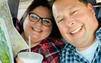 Yes, our marriage survived a 5,000 mile road trip
