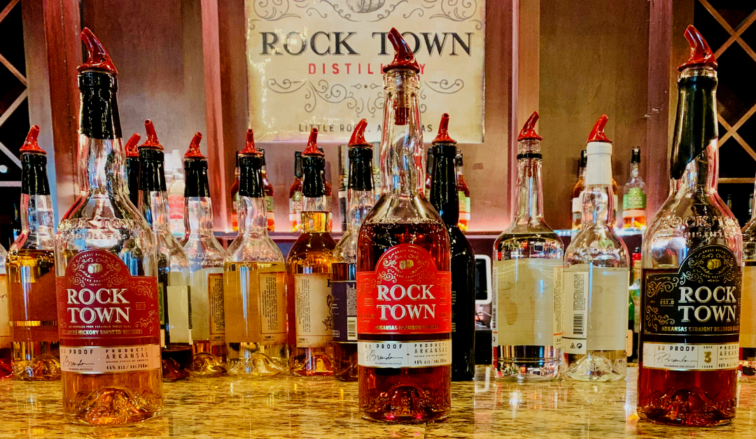 See what we learned (and drank) at Rock Town Distillery in Little Rock