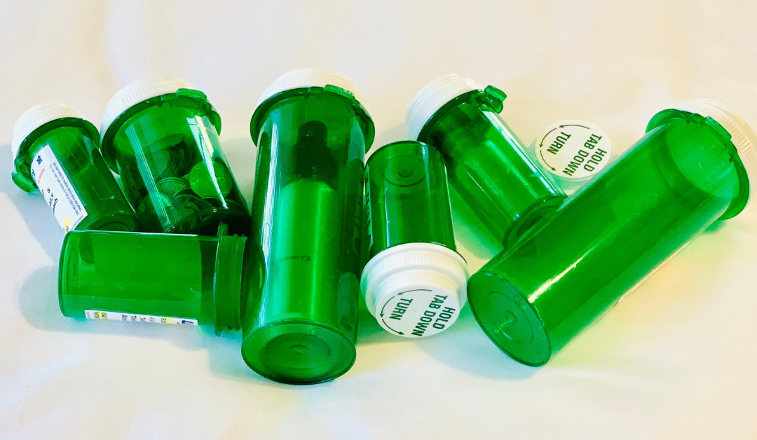 Travel tip: 5 uses for empty pill bottles when you travel