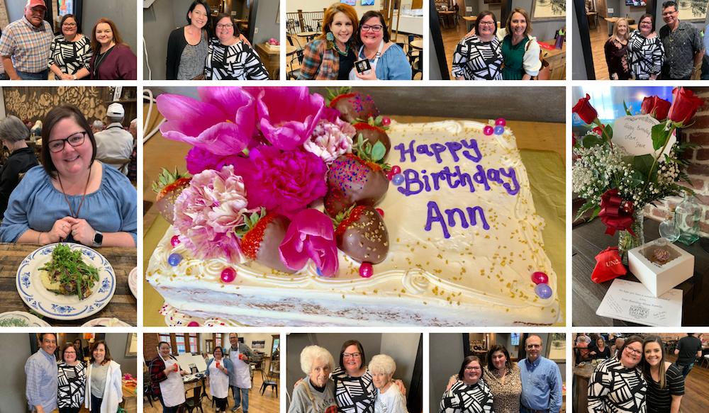 ann's 50th birthday