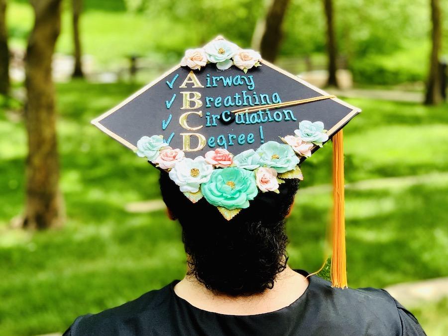 Meghan's graduation!