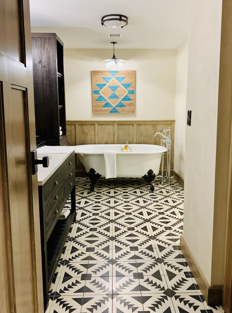 prairie room tile