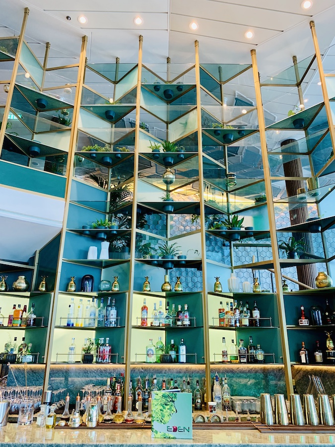Celebrity Edge Bars Eden Bar