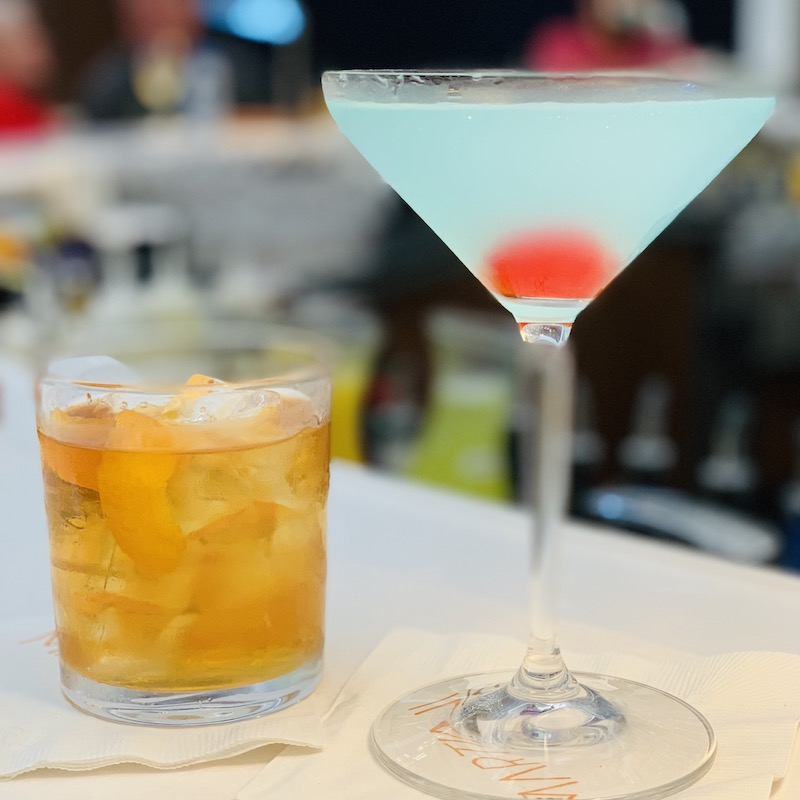 Celebrity Edge Bars Martini Bar