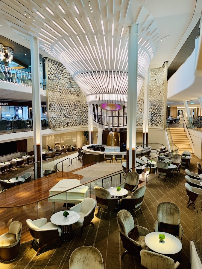 Bars on the Celebrity Edge Martini Bar