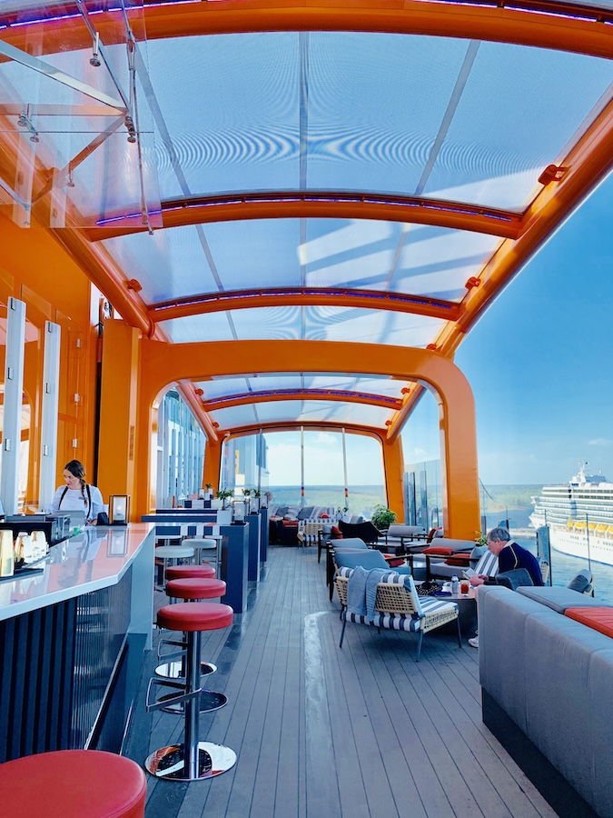 Celebrity Edge Bars Magic Carpet