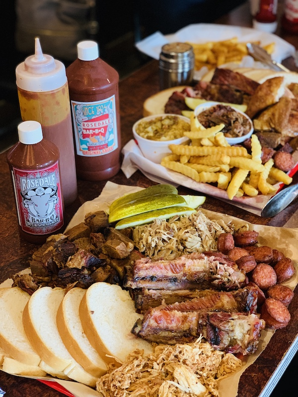 Rosedale Bar-b-que Kansas City Kansas