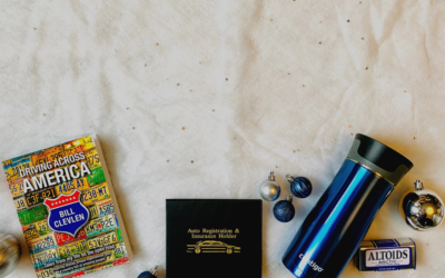Postcard Jar's road trip gift guide for the holidays