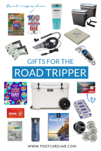 gift ideas for road trips