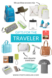 gift ideas for travelers