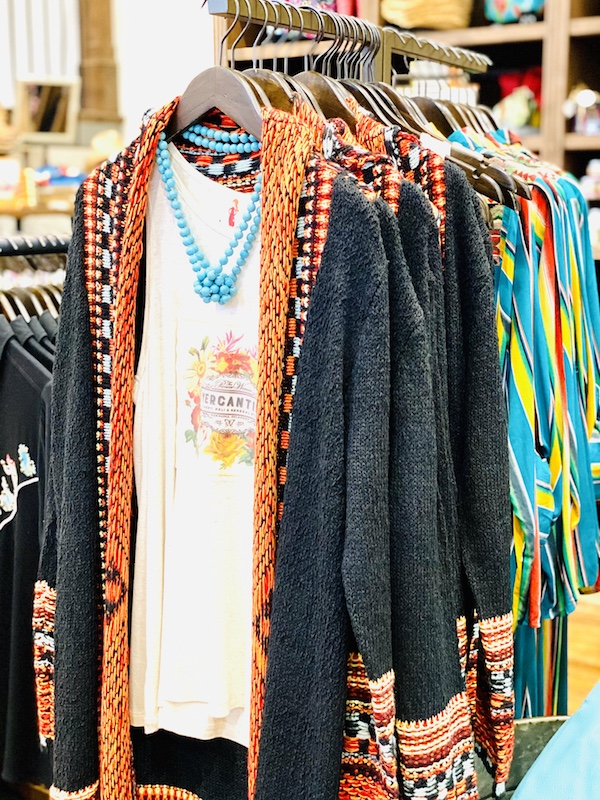 spring clothing at pioneer woman mercantile