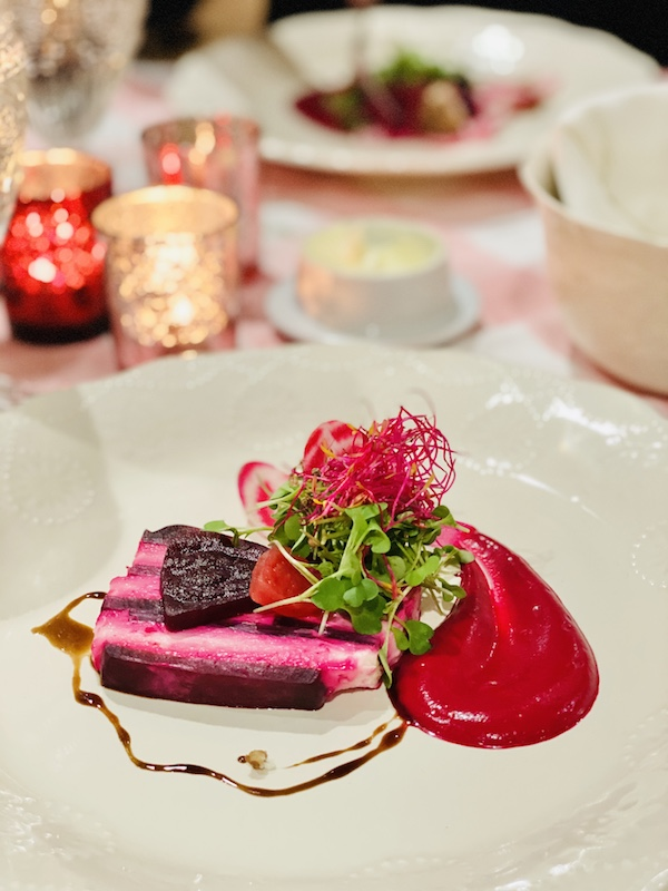 sweetheart beet salad