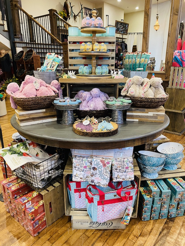 easter at the pioneer woman mercantile