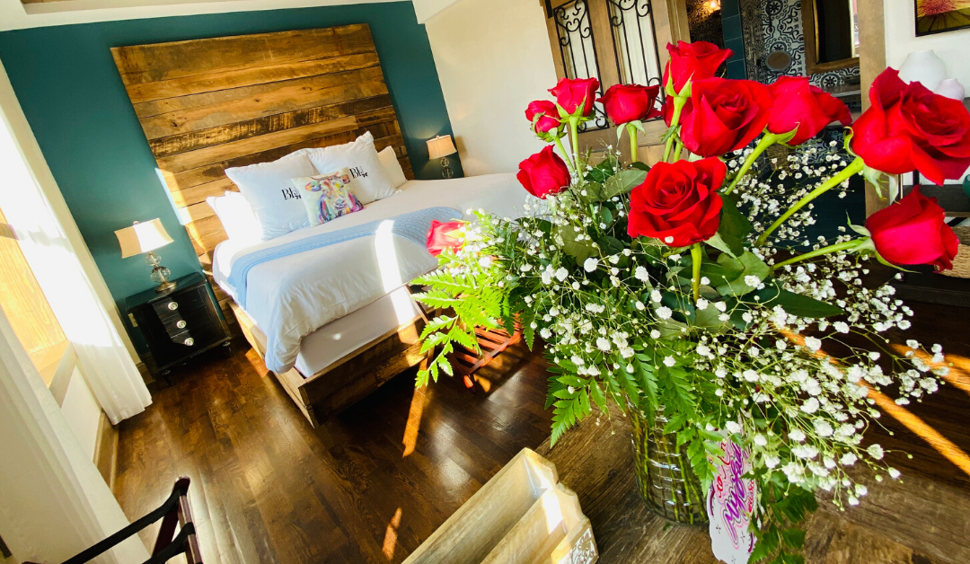An over-the-top Valentine's weekend at The Pioneer Woman Boarding House